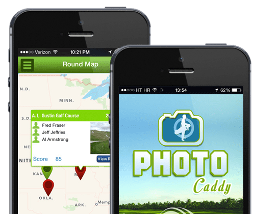 PhotoCaddy Golf